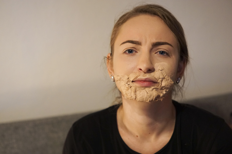 Beard makeup