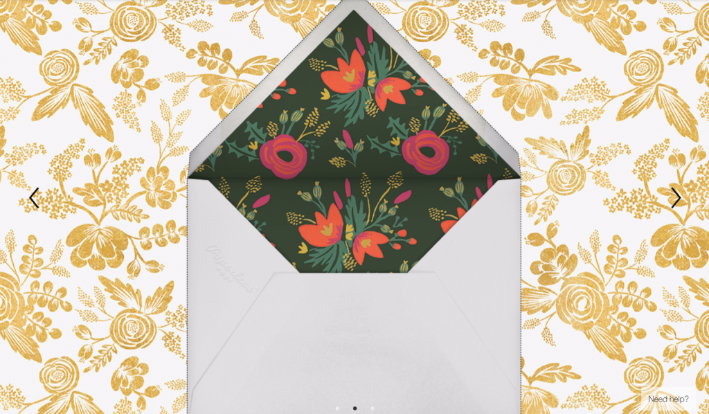 paperless post envelope
