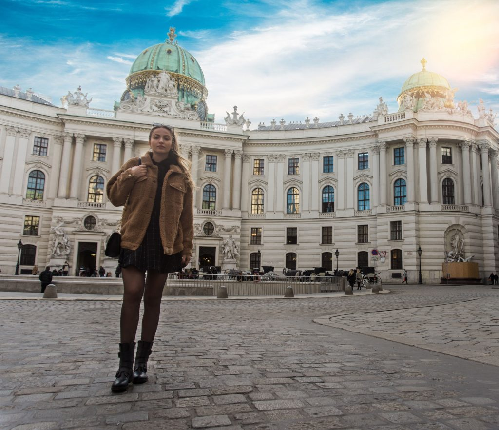 vienna city trip city outfit