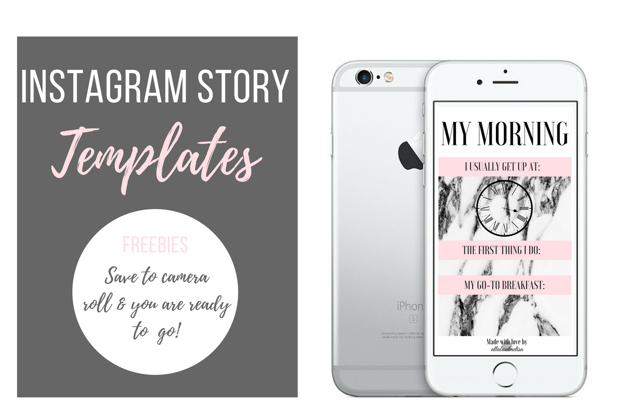 instagram story template free template freebies