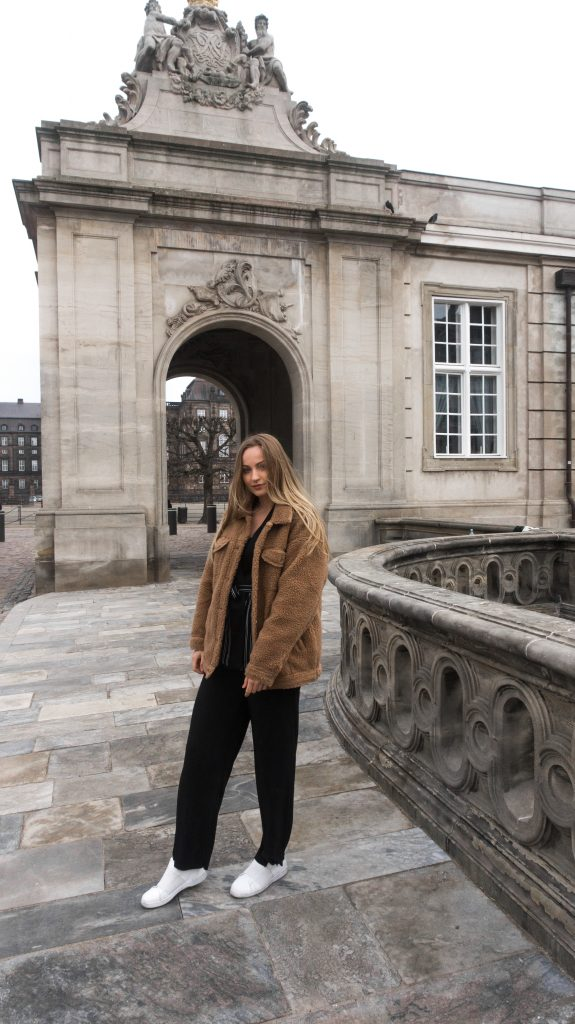 welcome to my life christiansborg fashion photo teddy jacket kimono blouse