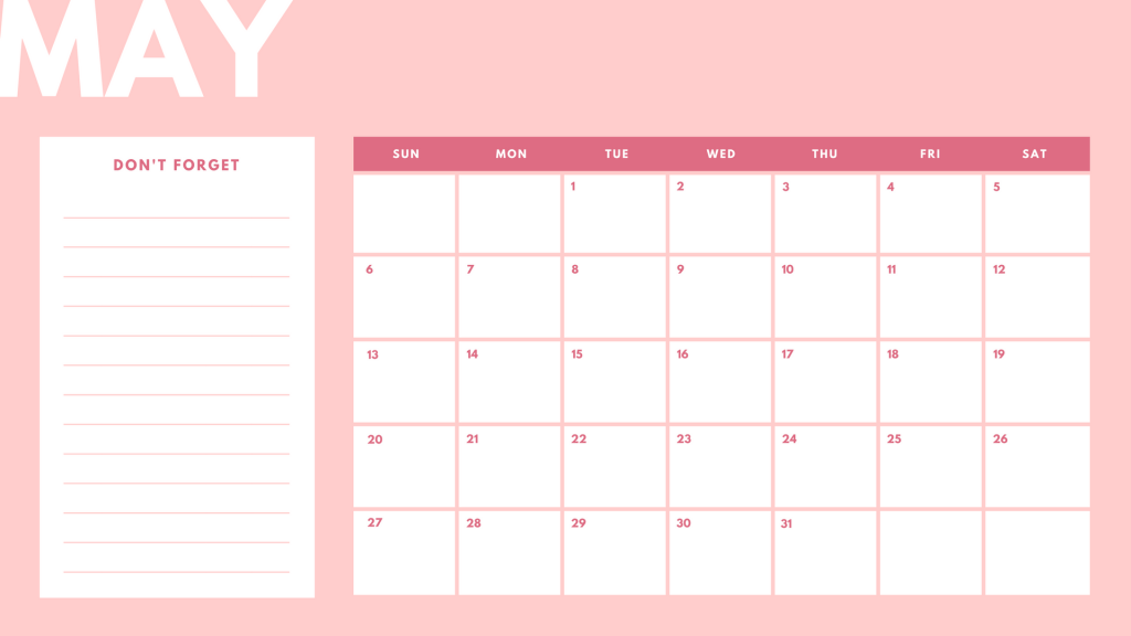 how to study for college exams organize may calendar finals week pink calendar