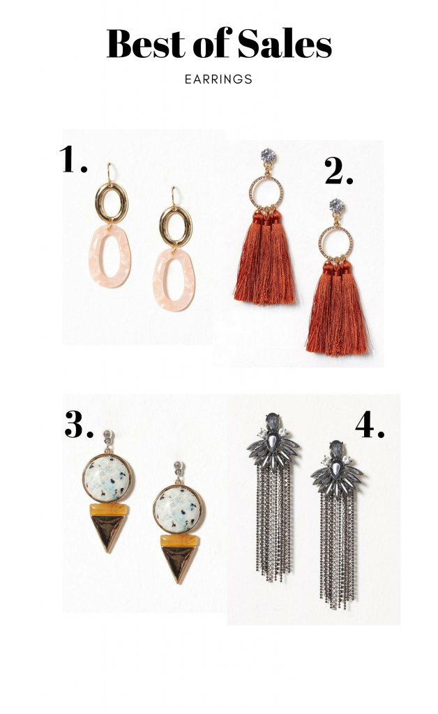 best of sale shopping earrings sale summer pieces