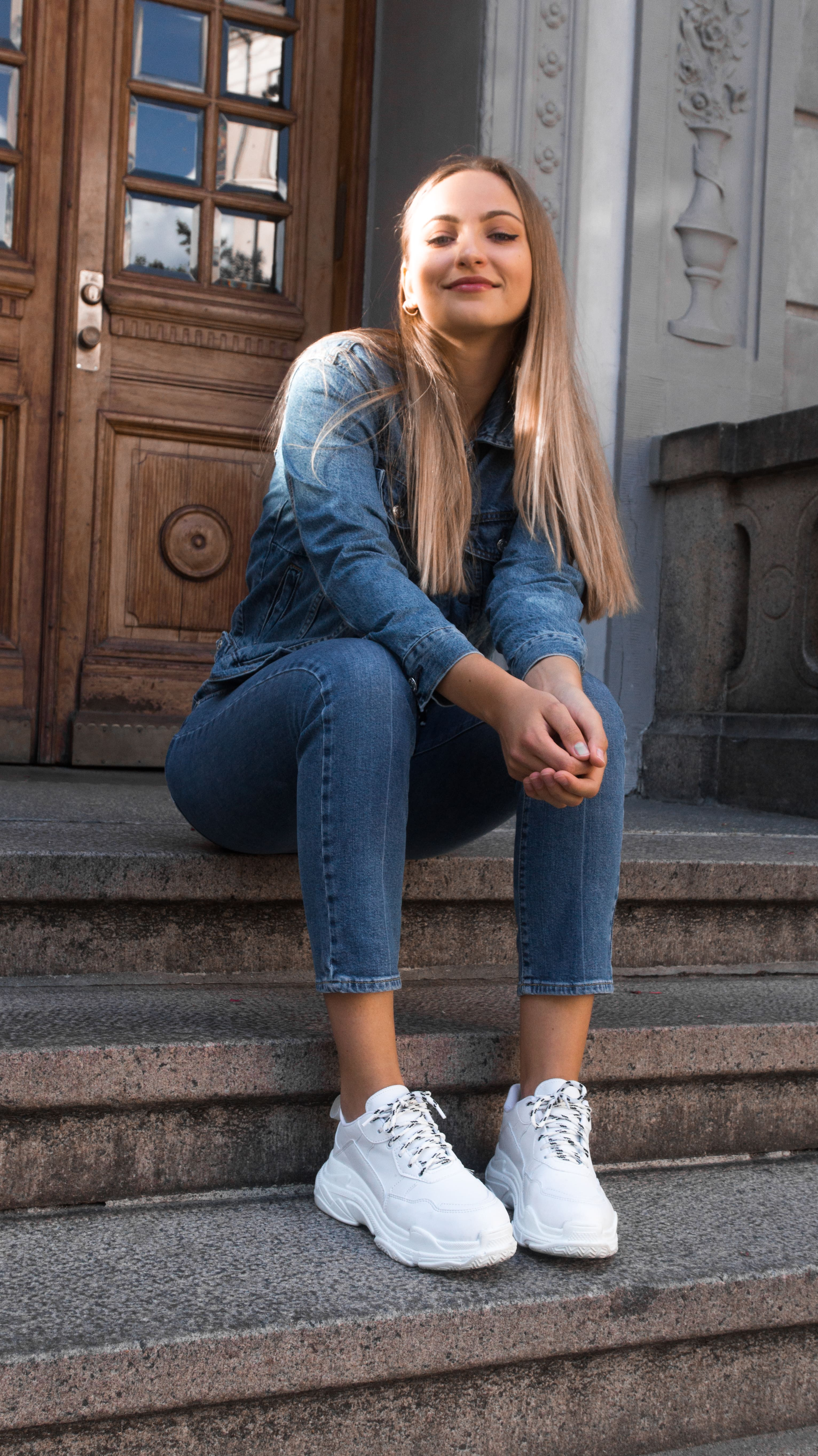 Chunky Sneakers Nelly Review Big Sneakers Scandinavian Style