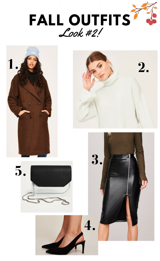 fall outfit autumn ootd fashion inspiration what to wear in fall