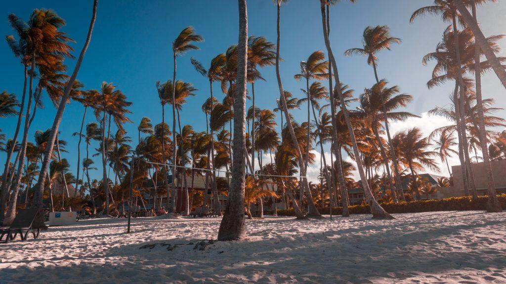 playa bibijagua punta cana dominican republic public beach spot