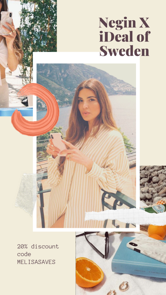 summer phone cases negin mirsalehi ideal of sweden discount code