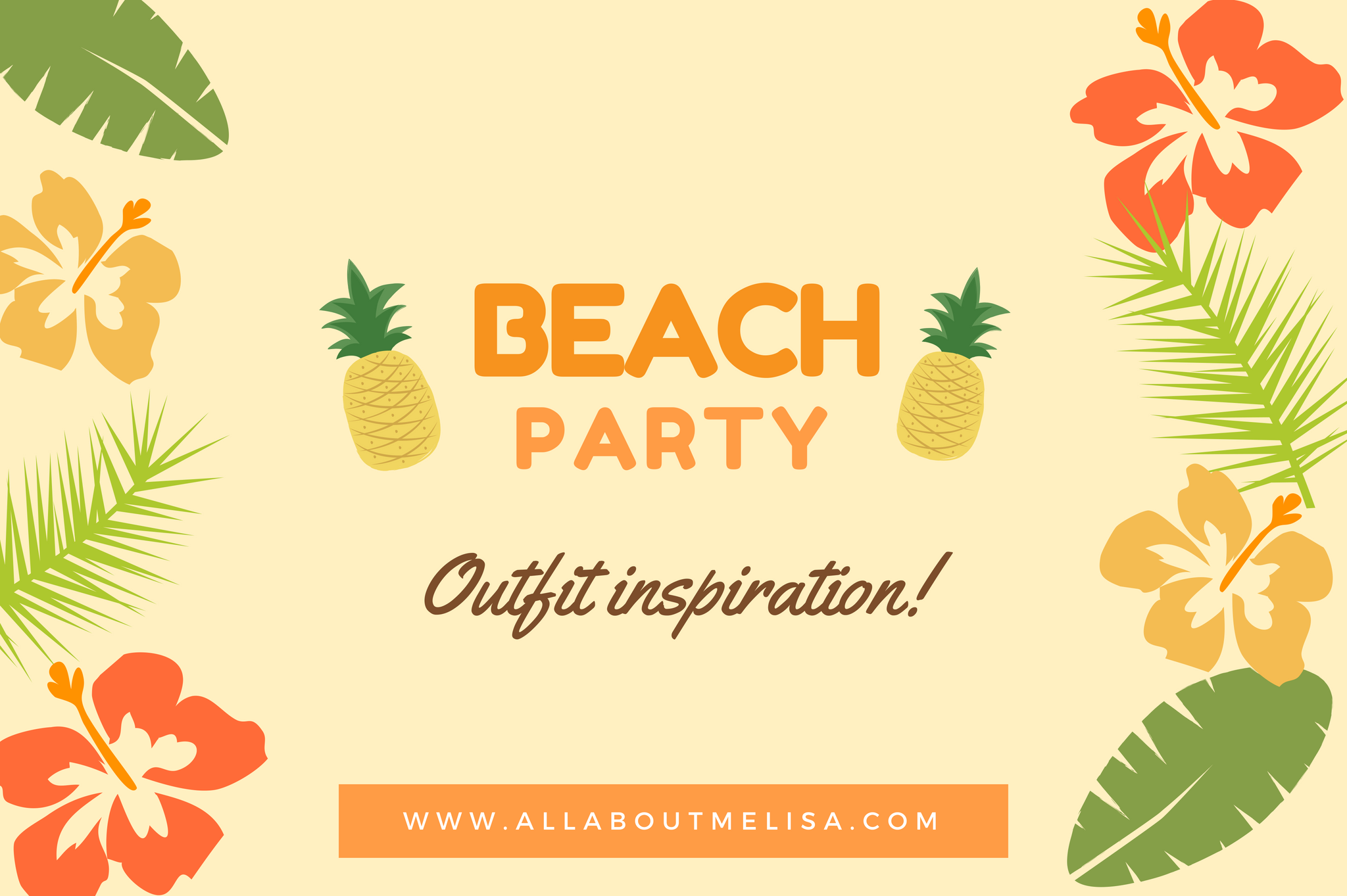 summer beach party outfit inspiration inspo beach look what to wear to a beach party