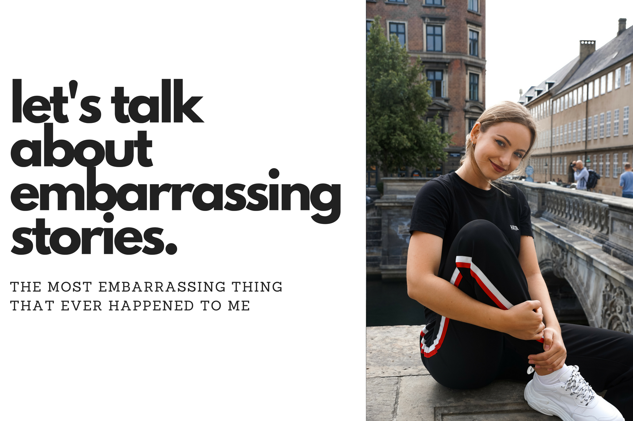 embarrassing stories personal post allaboutmelisa