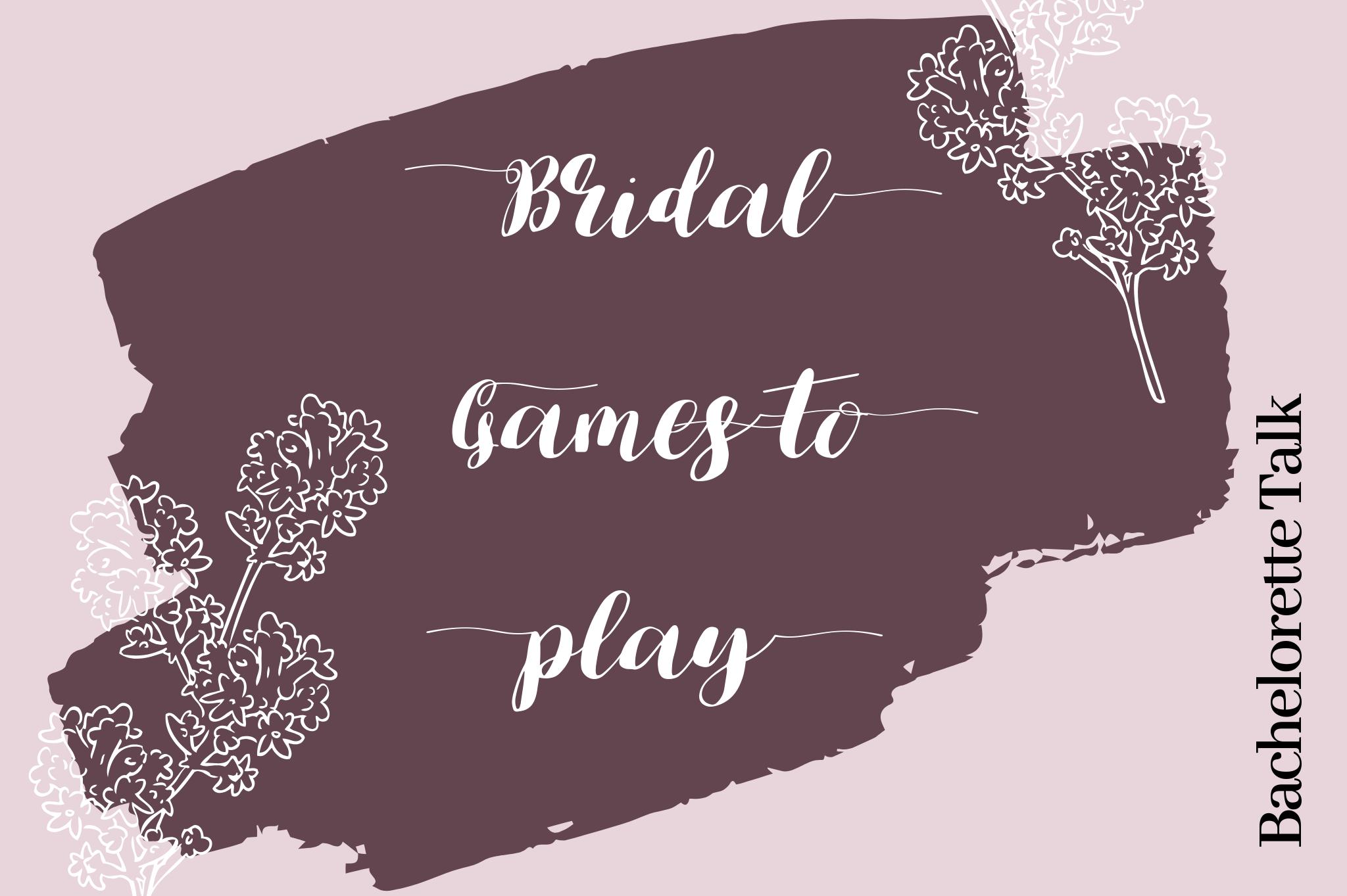 bridal games bachelorette challenges hen party dares