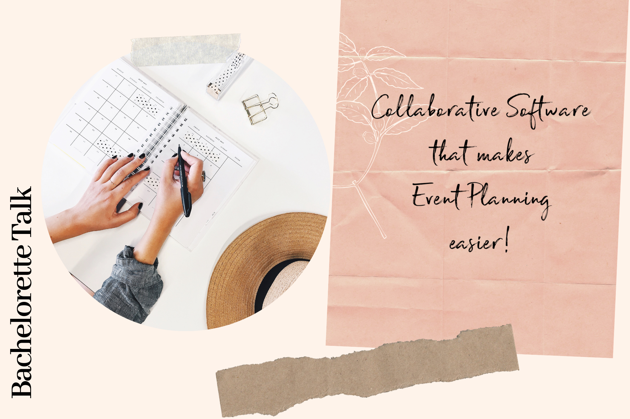 collaborative software for event planning programs bachelorette weekend party planning help organization