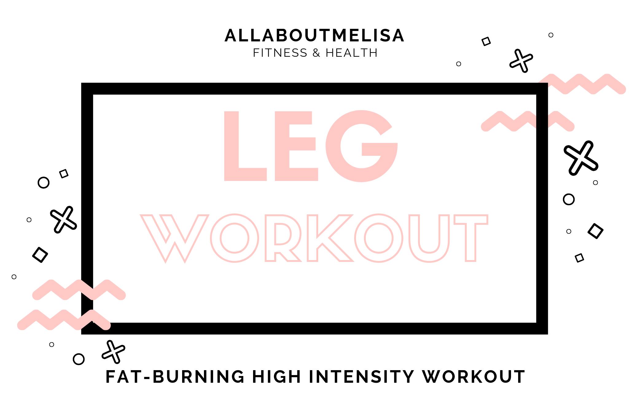 hiit high intensity leg workout leg focused cardio circle fitness